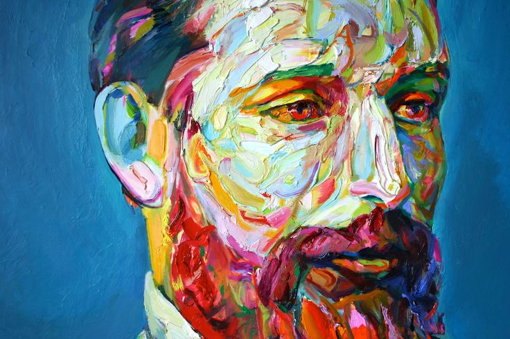 Multicolor Francoise Nielly Portraits Handmade Oil: 1000+ Images About Face 2 On Pinterest