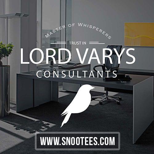 Lord Varys Consultants - Game of Thrones   #GameofThrones #GoTSeason6 #lordvarys #GoT