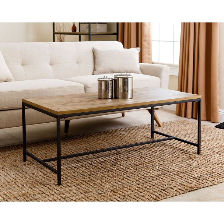 Industrial Wood Coffee Table Distressed Designs: 17 Best Ideas About Industrial Coffee Tables On Pinterest