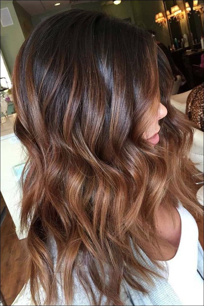 ▷ 1001 + cool ideas for the enchanting hair color Caramel | Hair … | Hairstyles women #styles #frisurentrends #style hairstyles #short hairstyles …