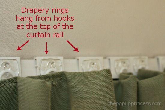25 Best Ideas About Camper Curtains On Pinterest Camper