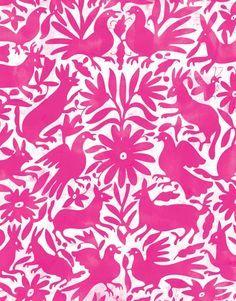 otomo pattern pink