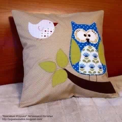 Creative-DIY-Pillow-Ideas-4_2 & 1115 best Búhos--Cojines y muñecos images on Pinterest   Cushions ... pillowsntoast.com