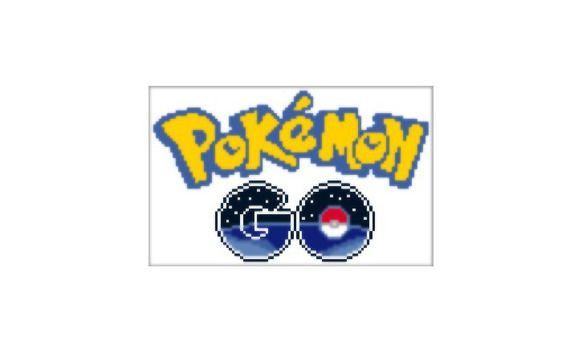 """Grille de Kalys - Point de Croix """"Logo Pokemon Go """" - Envoi Mail"""