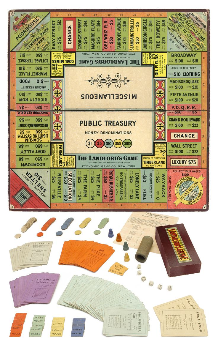 Ever Cheat At Monopoly? So Did Its Creator He Stole The