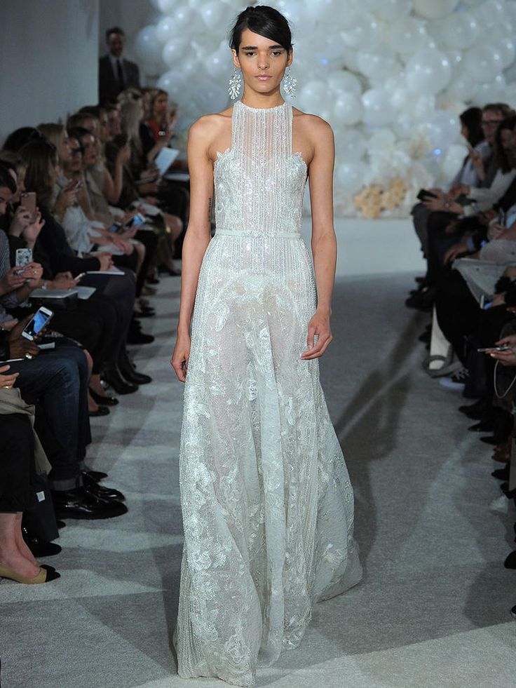 53 best Chic Dresses: Mira Zwillinger images on Pinterest | Wedding ...