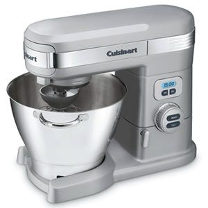 Cuisinart 5.5-Quart Stand Mixer SM-55 ($299)