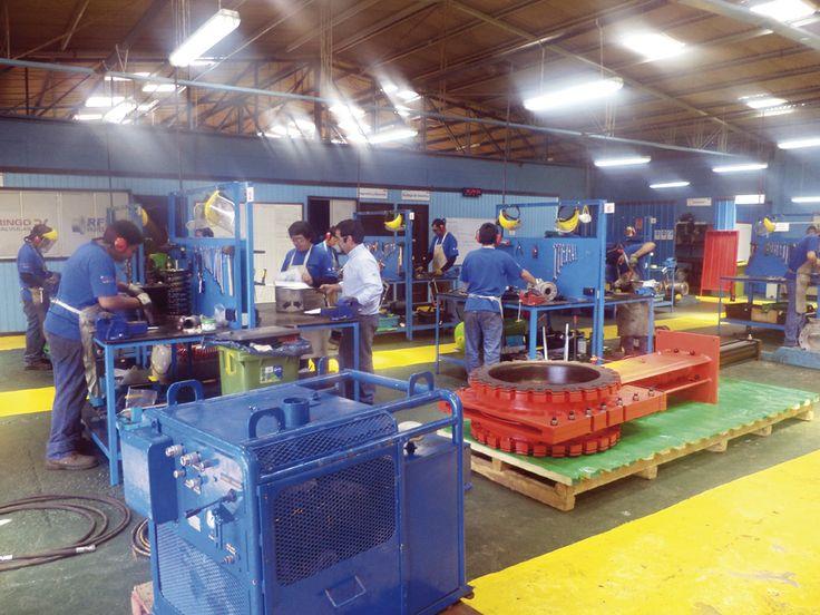 El taller cuenta con una moderna infraestructura y áreas necesarias para ofrecer un servicio completo y de primer nivel, que fue consolidado durante  los últimos cuatro años gracias a un crecimiento  importante de un 300% de la compañía.