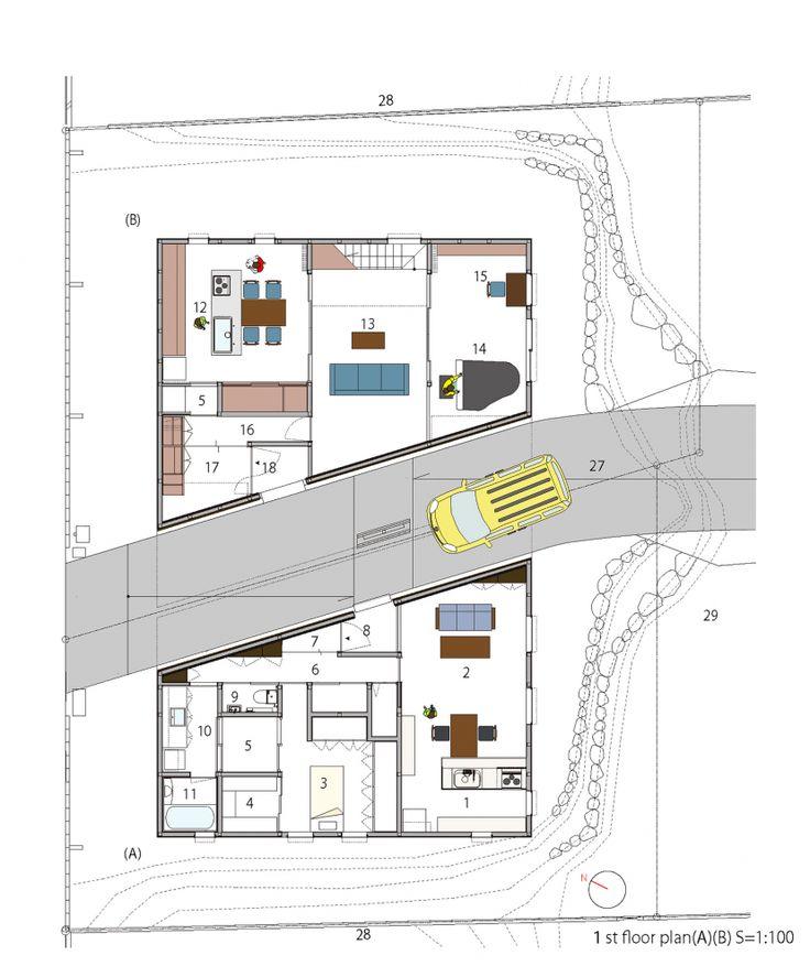 Charming Arch Wall House / Naf Architect U0026 Design
