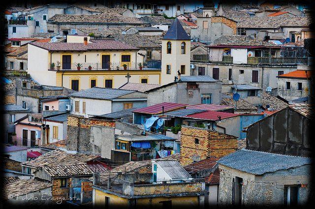 Mammola, Reggio Calabria, Italy by DrFever
