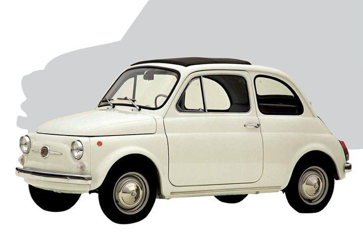 scuolaitalianadesign - 500 di Dante Giacosa - Anno 1957