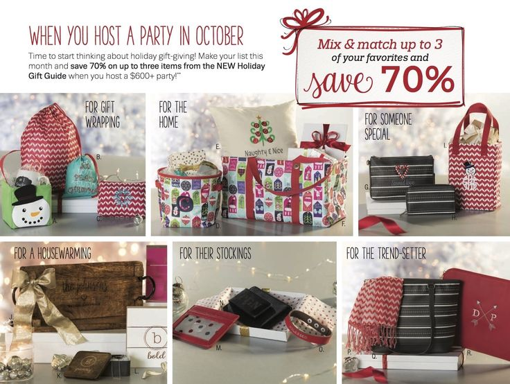 OCTOBER 1st... Christmas is coming to Thirty-One Gifts... Medium Utility Tote in Hello Holiday, Stackin' Jacksons in Dainty Dot, Littles Carry-All Caddy in Cool Cutie, Twice As Nice Tote in Chevron Dash, Keepin' Cozy Scarf in Chevron Dash, Total Beauty Trio in Deep Merlot Pebble, Rubie Mini in Rose Glow Pebble w/ Gems. Check out everything online at MyThirtyOne.com and look in the upper right corner to select your consultant. #ThirtyOne #ThirtyOneGifts #31Gifts #31 #31Christmas