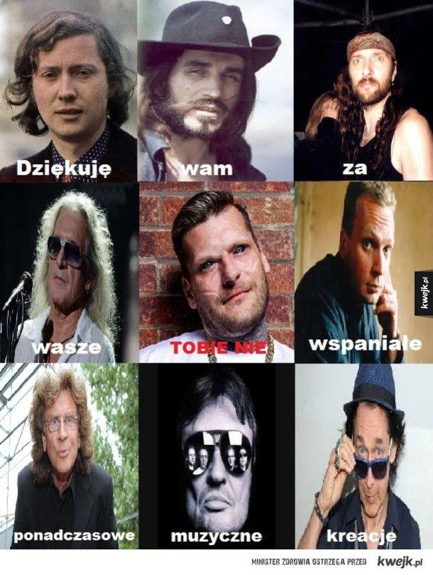 Polscy muzycy