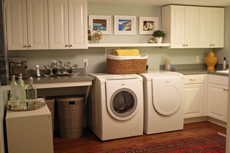 Laundry Room Organization Ideas Laundry Room 009 B W Laundry