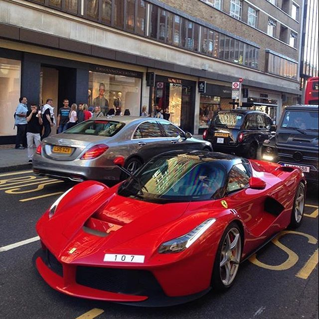 Latest Arrival Laferrari Great Pic By