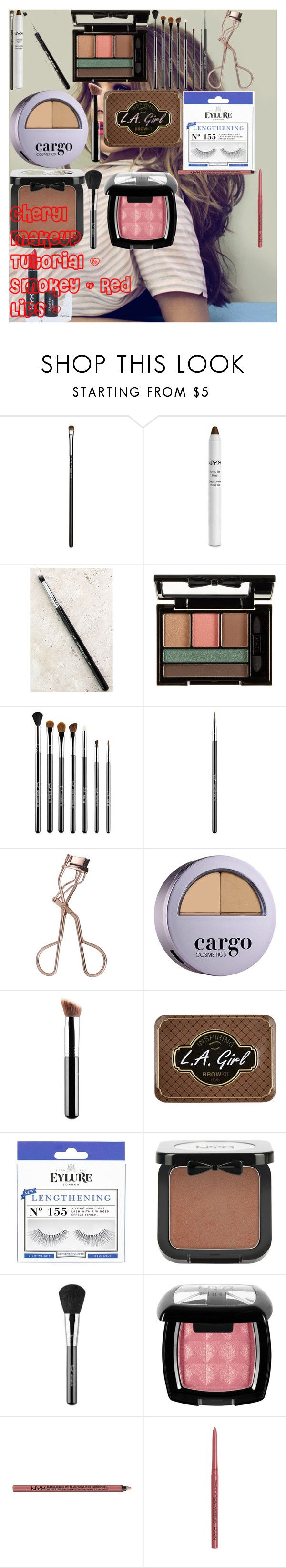 """""""Cheryl Makeup Tutorial 