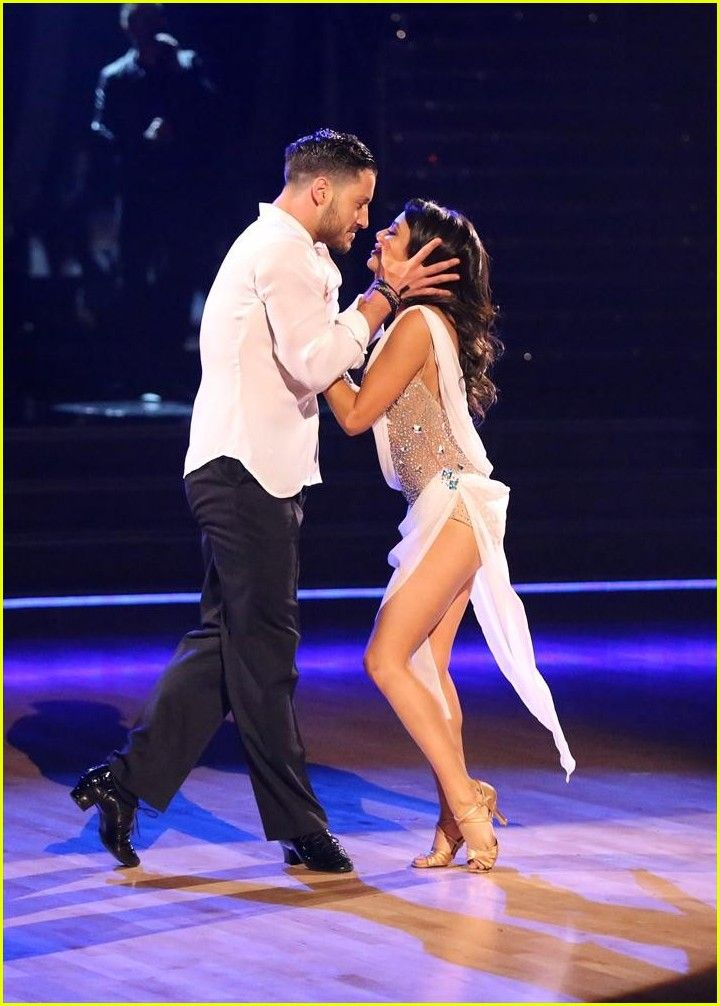 "Val & Janel danced a Rumba to �How Will I know"" by Sam Smith ..."