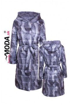 Elegantný kabát OB70