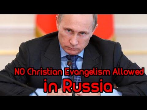"""[Does Putin play """"Savior"""" of Christians on one side, while executing them on the other? Wouldn't Pope Francis- who similarly plays """"Savior"""" of Christians on one side, while worshiping Lucifer on the other, who wants """"sacrifices"""" - be so proud of him? So, what does it mean when it's against the law (in Russia) to evangelize (talk about Christ) outside of church, and in the church (of Vatican) there is a worship of Lucifer in Latin even thou not many speak Latin?]"""