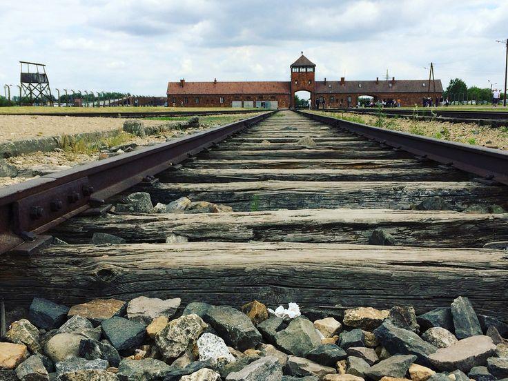 "https://flic.kr/p/VArmr4 | Untitled | Museum ""Auschwitz-Birkenau"". Truthfully speaking, I was a little afraid of facing this place. But always felt I had to go and see it.  Музей ""Аушвиц-Биркенау"". Честно говоря, я немного страшилась свидания с этим местом. Но чувствовала, что  увидеть и побывать в нем просто необходимо.  More photos and feelings of that place: goo.gl/iVNpYb"