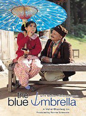 The Blue Umbrella Hindi Movie Online - Pankaj Kapur, Shreya Sharma, Rahul Kumar, Paramjit Singh Kakran, Piu Dutt, Deepak Dobriyal and Dolly Ahluwalia. Directed by Vishal Bhardwaj. Music by Vishal Bhardwaj. 2005 [U] ENGLISH SUBTITLE