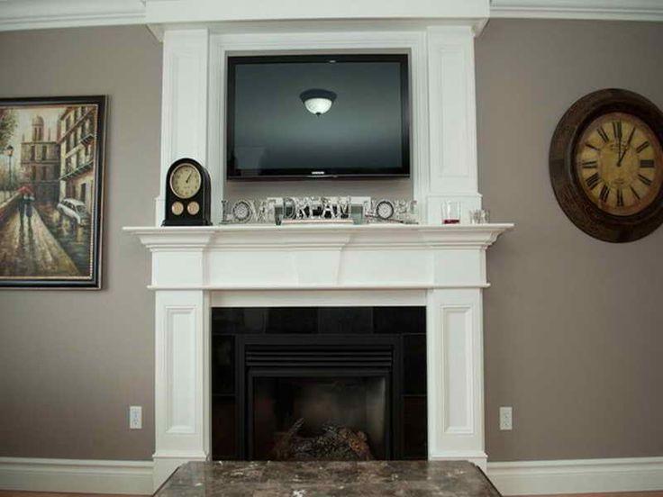 Corner Gas Fireplace Mantels. Pearl Mantels Savannah Mantel Shelf ...