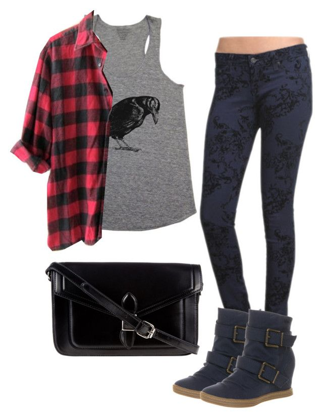 """""""Bran inspired laser tag outfit"""" by withfashionandblood ❤ liked on Polyvore featuring Blowfish and ZALORA"""