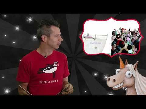 Aaron Blabey reads Thelma The Unicorn (with the most wonderful character voices)! - YouTube
