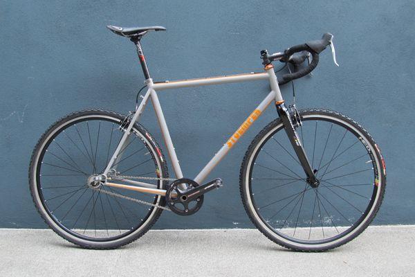 Stoemper Bikes Eddy Handmade Steel Cyclocross Frames And Bikes