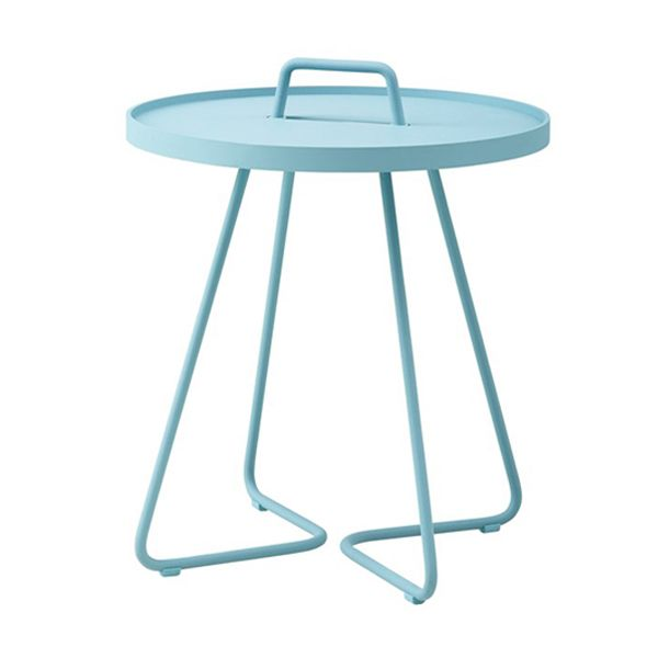 On-The-Move table, small, turquoise | Outdoor furniture | Outdoor | Finnish Design Shop