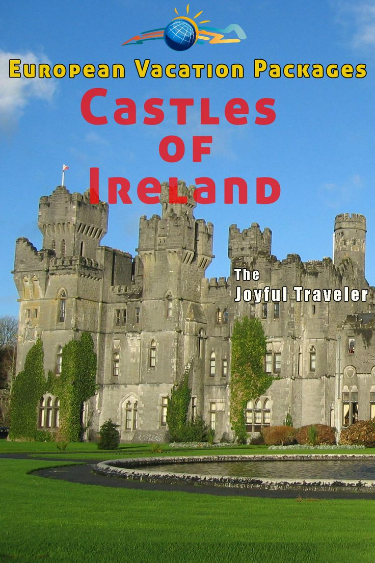 http://the-joyful-traveler.com/european-vacation-packages/ Take a look at our new article and video - European Vacation Packages: Castles of Ireland