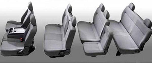 Seat Pregio