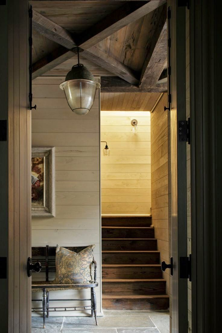 220 Best Images About Farmhouse Hallways And Staircases On