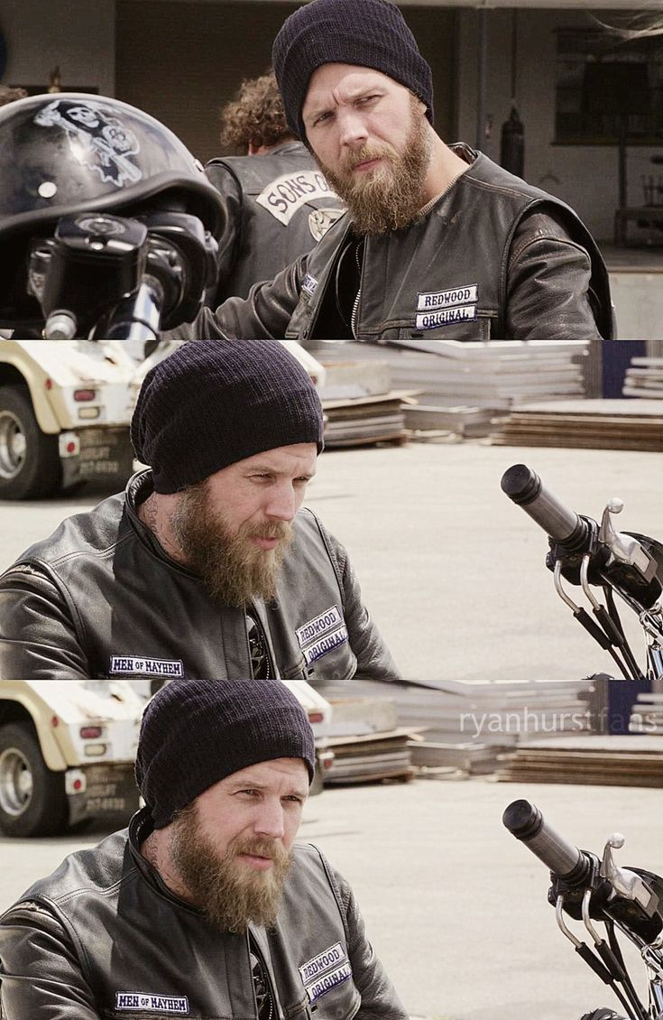 ryan hurst opie essay The title is another example of sons of anarchy's pitch hunnam and ryan hurst have always opie's last act was to relieve his friend of.