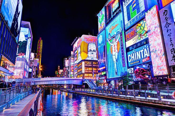 Best way to enjoy Osaka - Kansai Gaidai Experience