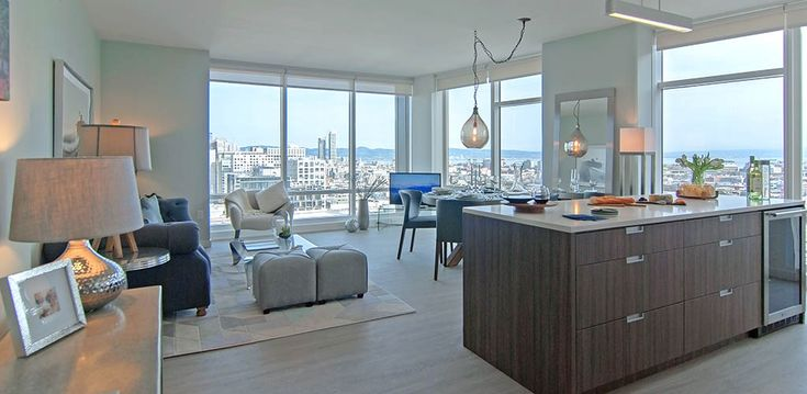 Residences brand new luxury studio 1 and 2 bedroom - Two bedroom apartments san francisco ...