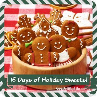 Holiday Recipes on AnnsEntitledLife.com.