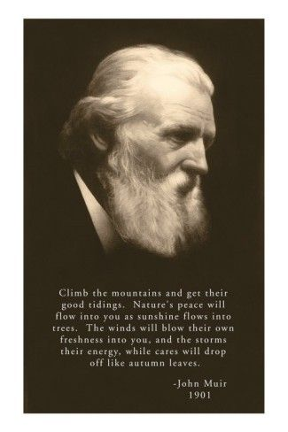 love John Muir , I also wanted to show you a solution that worked for me! I saw this new weight loss product on CNN and I have lost 26 pounds so far. Check it out here http://weightpage222.com