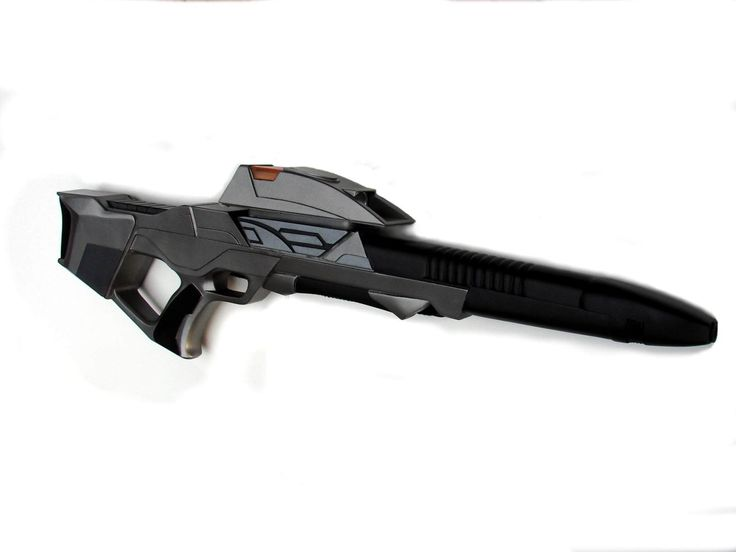 star trek first contact phaser rifle