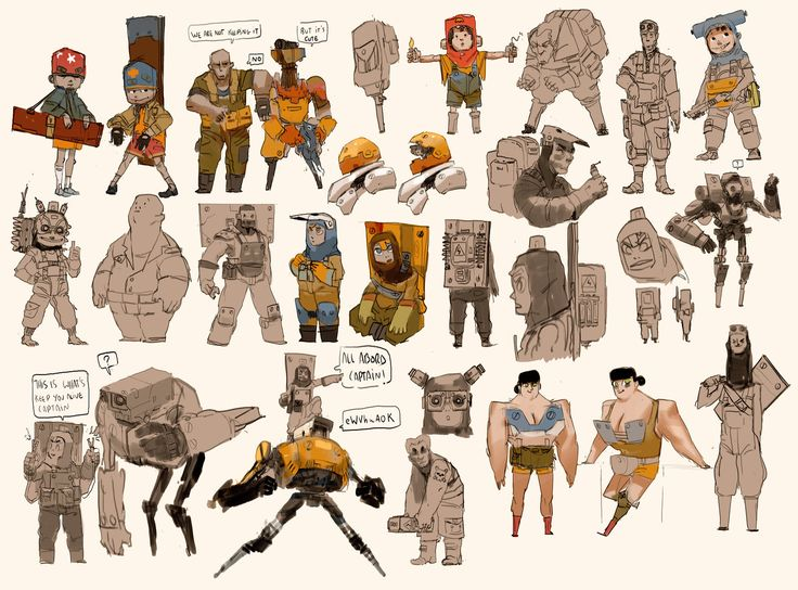 Character Design Vs Animation : Character research by zedig on deviantart inspiring