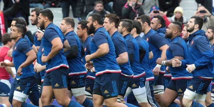 Rugby : les joueurs du XV de France surveillés par GPS www.sudouest.fr