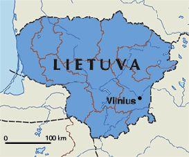 Litouwen 2004