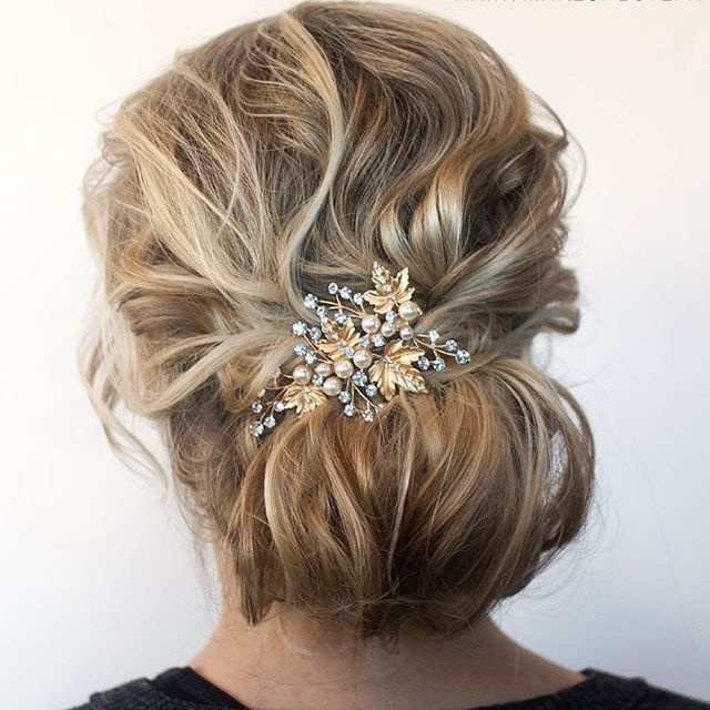 Wedding Hairstyles For Fine Hair: 1000+ Ideas About Fine Hair Updo On Pinterest