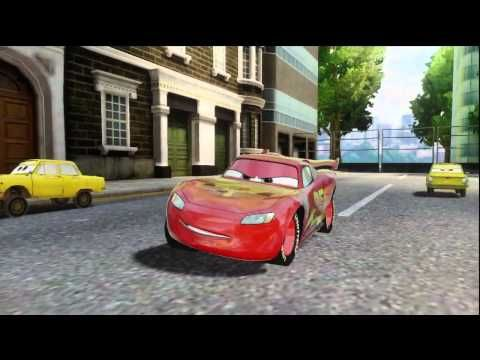 Cars 2 HD Gameplay Compilation - YouTube