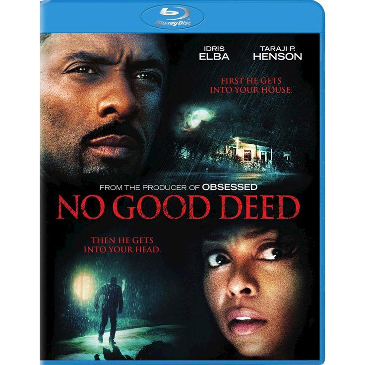 No Good Deed (Includes Digital Copy) (UltraViolet) (Blu-ray)