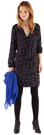 Comptoir des cotonniers - robe imprimée 145e
