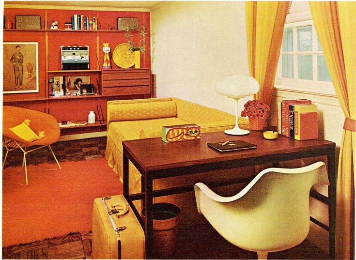 From Practical Encyclopedia Of Good Decorating And Home Improvement. Letu0027s  Play Spot The Iconic Midcentury