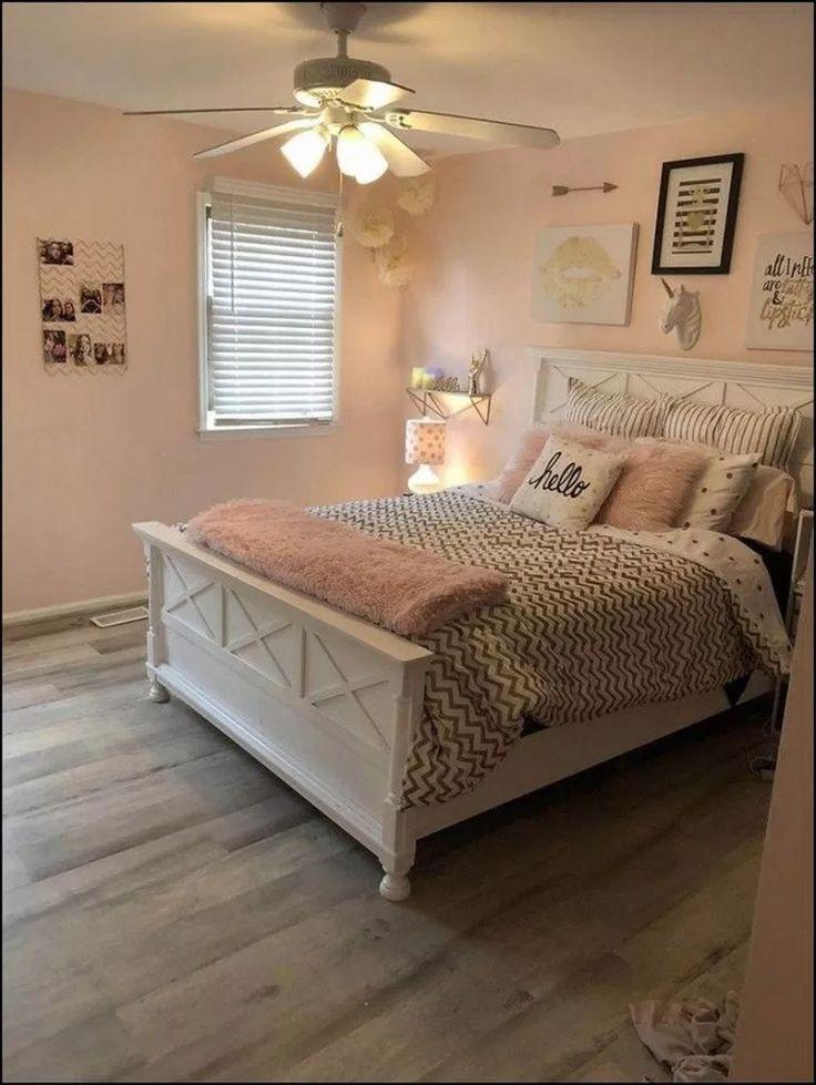 √86 Teen Bedroom Theme Ideas That's So Great #bedrooms #teenbedroom #bedroomid…