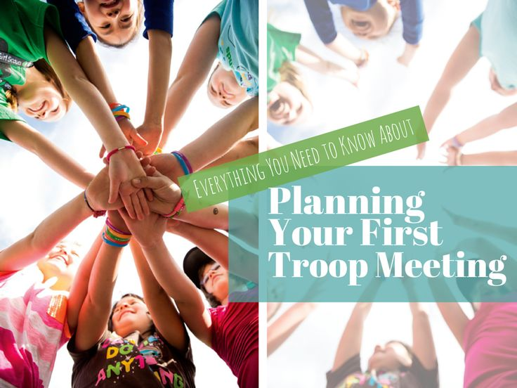 girl scout meeting planner industry