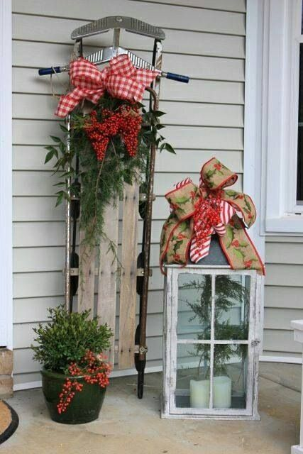 Christmas porch                                                       …